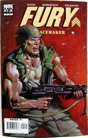 Fury - Peacemaker No  2 | Marvel Comics Back Issues | G-Mart