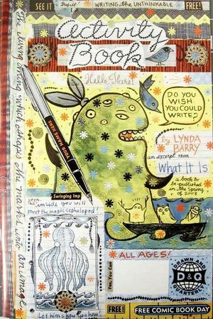 Lynda Barry Free Comic Book Day Activity Book Special (FCBD comic