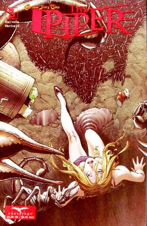Grimm Fairy Tales: The Piper #3 (Cover A - Rich Bonk