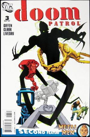 Doom Patrol Series 5 3 Variant Cover Matthew Clark Kevin