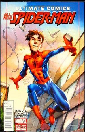 Ultimate Spider-Man #158A Bagley Variant FN 6.0 2011 Stock Image