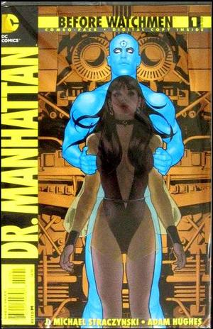 Before Watchmen Dr Manhattan 1 Combo Pack Edition