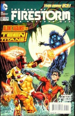 Fury of Firestorm - the Nuclear Men 17 | DC Comics Back