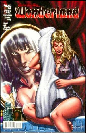 Grimm Fairy Tales Presents: Wonderland #12 (Cover B - Mike