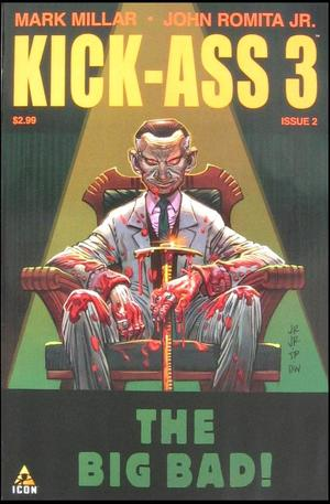Kick-Ass 3 No  2 (standard cover - John Romita Jr ) | Marvel