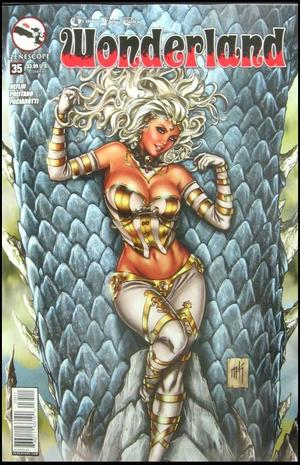 Grimm Fairy Tales Presents: Wonderland #35 (Cover A - Mike
