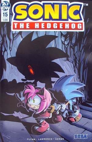 Sonic The Hedgehog Series 2 15 Cover B Diana Skelly Idw Publishing Back Issues G Mart Comics
